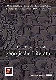 Eine kurze Einführung in die georgische Literatur (Kaukasische Bibliothek)