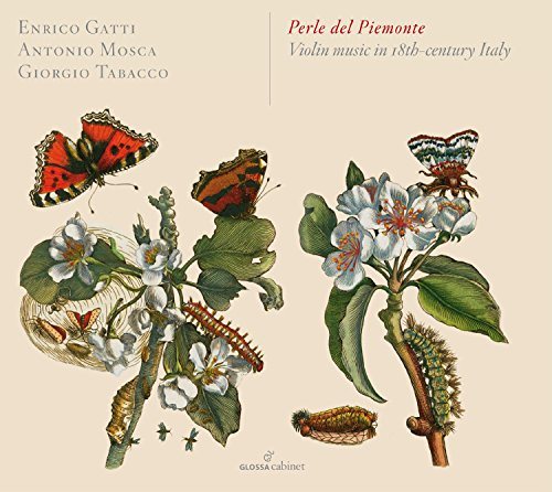 Perle Del Piemonte - Italienische Violinenmusik des 18. Jahrhundert -