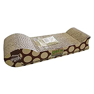 Armitages Pet Products Good Girl Cat To Nature Card Scratcher (One Size) (Brown)