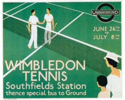 london-underground-wimbledon-tennis-1933-lu081-superior-canvas-a3-size