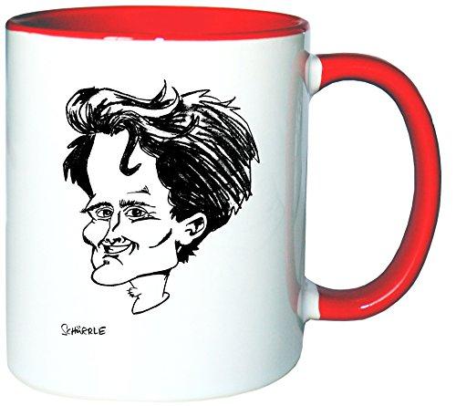 Mister Merchandise Kaffeetasse Becher Andre Schürrle Teetasse, verschiedene Farben