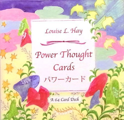 Louise Hay power card affirmation card (japan import)