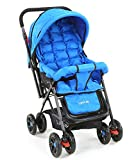 #6: Luvlap Blossom Baby Stroller (Blue)