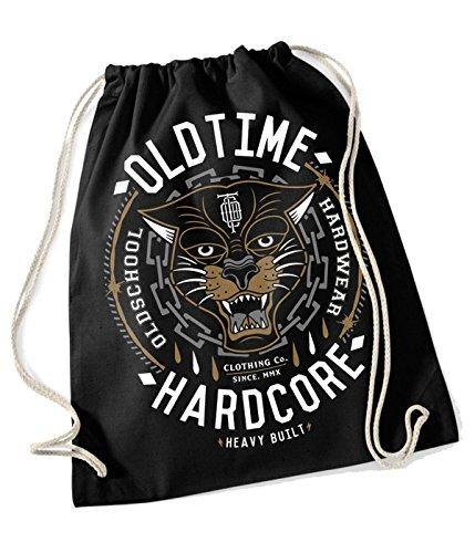 "'OLDTIME Hardcore Clothing ""Panther Gymsac (Eartha Ware)"