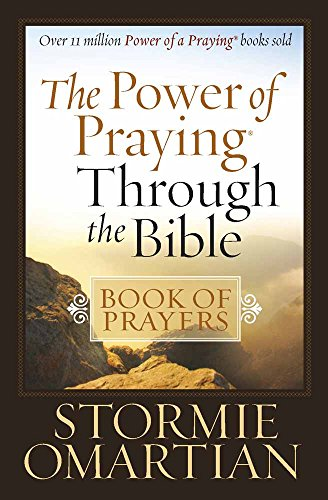 POWER OF PRAYING THROUGH THE BIBLE BOOK