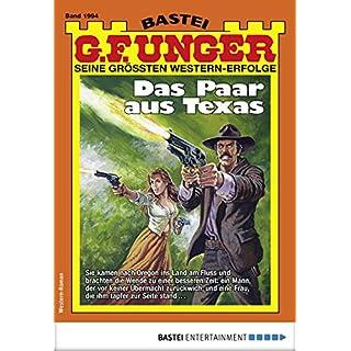 G. F. Unger 1994 - Western: Das Paar aus Texas (G.F.Unger)