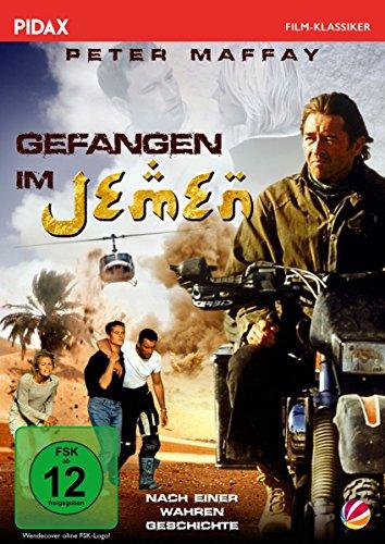 Gefangen im Jemen / Packender Thriller mit Peter Maffay und Heikko Deutschmann (Pidax Film-Klassiker)