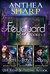 Feyguard: Books 1-3 (Feyland Series Collection Book 2)