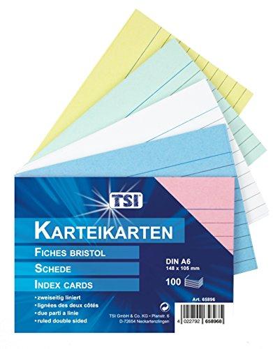 tsi-de-fiches-bristol-a6-lot-de-100-plusieurs-coloris