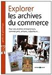 Explorer les archives du commerce : P...