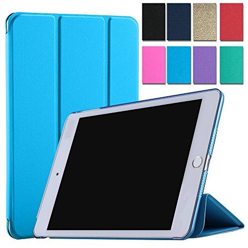 Apple iPad iPad Rückseite aus Weichem Silikon 1. Blue iPad Air 1-9.7