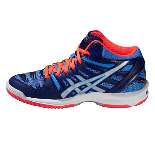asics gel-beyond 4 mt blue/coral