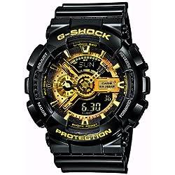 Casio Reloj Analógico/Digital de Cuarzo para Hombre con Correa de Resina – GA-110GB-1AER