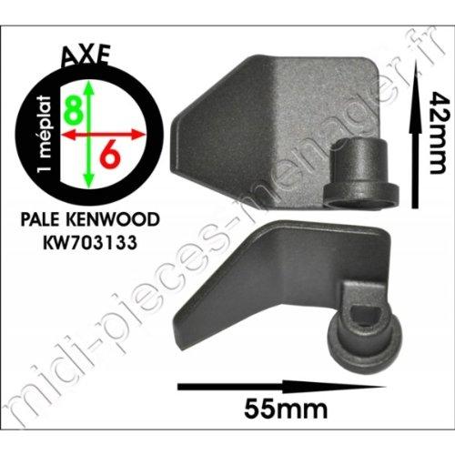 Kenwood BM350de Lame de pétrissage pour Machine à Pain