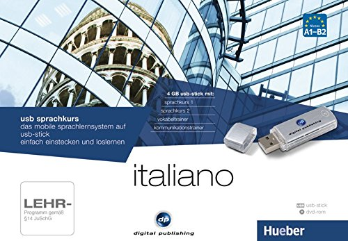 Digital Publishing Interaktive Sprachreise: USB-Sprachkurs Italiano