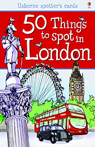 50 Things to Spot in London. Activity Cards (Spotters Activity Cards)
