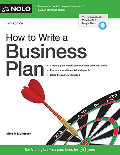 How to Write a Business Plan Descargar Epub Ahora