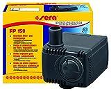 Sera 30599 Filter- und Förderpumpe FP 150 regelbar für Süß- und Meerwasser (Qmax: 150 l/h Hmax: 0,60 m Bei 2,5 Watt mit EU-Stecker und 11 mm Schlachstutzen Sowie 1,8m Netzkabel)