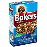 Bakers Complete Rabbit and Duck 1.35 Kg (pack of 4)