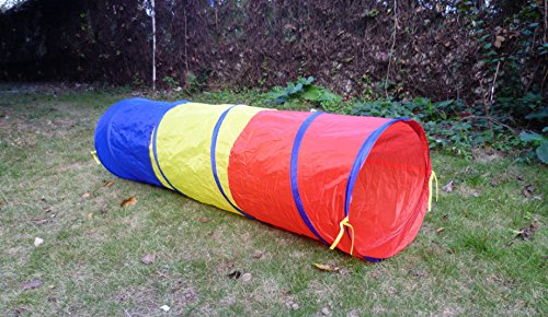 Spielzeug Kids Discovery (cgdiaoju Creative Child Kinder Pop Up Discovery Tube playtent Tunnel Spielzeug spielen Zelt)