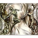 murando Papier peint intissé 400x280 cm Décoration Murale XXL Poster Tableaux Muraux Tapisserie Photo Trompe l'oeil Abstraction Homme Femme h-C-0003-a-b