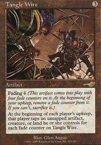 Magic: the Gathering - Tangle Wire - Nemesis by Magic: the Gathering Tangle Wire