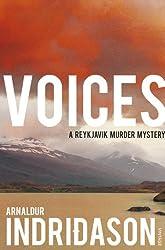 Voices (Reykjavik Murder Mysteries Book 3)