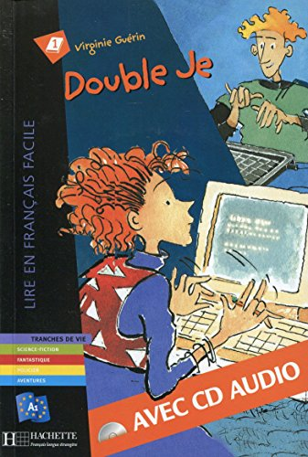 Double Je (1CD audio) (Lire en français facile)