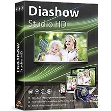 Diashow Studio HD - Slideshow Maker - Einzigartige Diashows erstellen mit Foto, Video und Musik für Windows 10 / 8.1 / 7 / Vista
