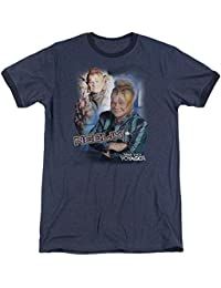 Star Trek - Mens Neelix Ringer T-Shirt