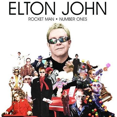 Rocket Man: Number Ones (Eco-Friendly Packaging) by Elton John (2007-03-27)