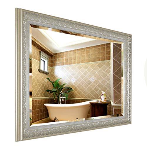 A Mirror Rahmen Rechteck Wandspiegel Bad Waschtisch Schlafzimmer Rechteckiger Spiegel Gespiegeltes Rechteck HäNgt Horizontal Oder Vertikal
