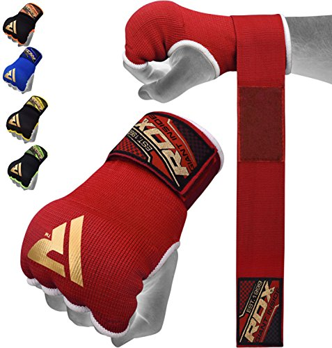 RDX-Training-Boxing-Inner-Gloves-Hand-Wraps-MMA-Fist-Protector-Bandages-Mitts