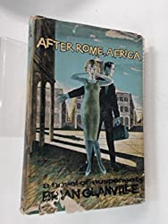 After Rome, Africa: a novel of suspense