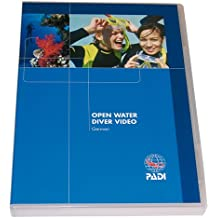 Padi DVD 2012–Open Water Diver. Diver Edition–OWD–70831G