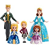 Princesses Disney - Bdk56 - Mini-poupée - Princesse Sofia - La Nouvelle Famille Royale