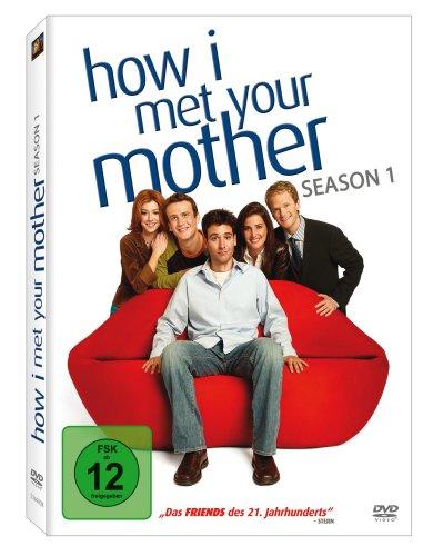 How I Met Your Mother - Season 1 [3 DVDs] - Big-bang-dvd-staffel 1