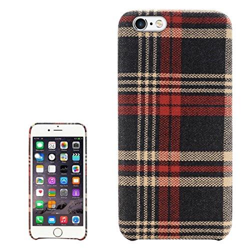 Phone case & Hülle Für iPhone 6 Plus / 6s Plus, Scotisieren Tuch Schutzmaßnahmen zurück Fall ( SKU : IP6P0840C ) IP6P0840D