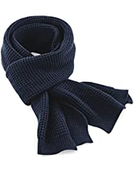 Beechfield - Echarpe classique tricotée - Adulte unisexe