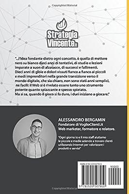 STRATEGIA VINCENTE: Il piano di web marketing semplice e concreto per le piccole imprese