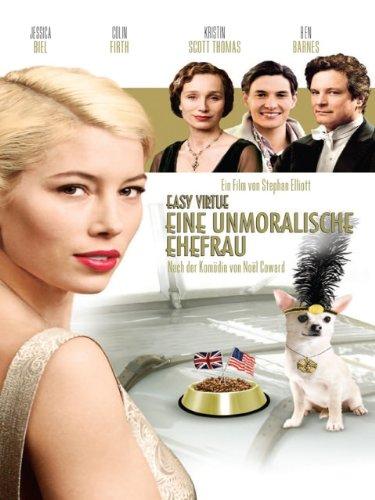 Easy Virtue - Eine unmoralische Ehefrau (Jessica Biel)