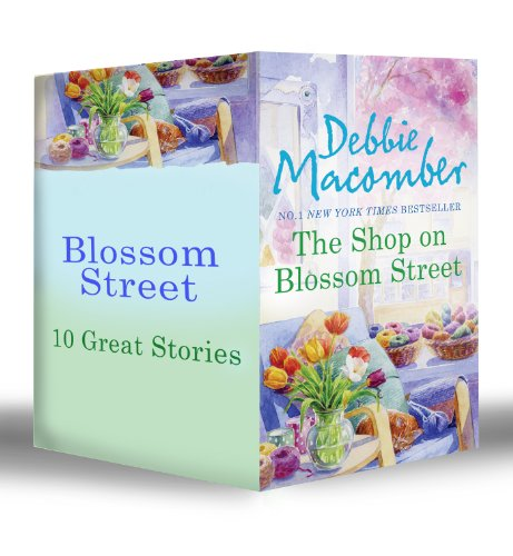 Blossom Street (Books 1-10): The Shop on Blossom Street / A Good Yarn / Susannah's Garden / Christmas Letters / The Perfect Christmas / Back on Blossom ... & Boon e-Book Collections) (English Edition)