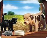 PLAYMOBIL 4563 - Hund/Katze/Maus