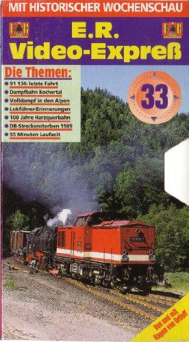 Preisvergleich Produktbild Hagen von Ortloff - E.R. Videoexpress - Ausgabe 33