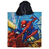 Unbekannt Poncho Meer Spiderman Marvel BADTUCH Micro Baumwolle cm. 100X50 - ER1916 / 1