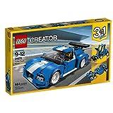 #5: LEGO Creator Turbo Track Racer 31070 Building Kit (664 Piece)