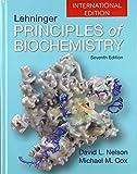 #4: Lehninger Principles of Biochemistry