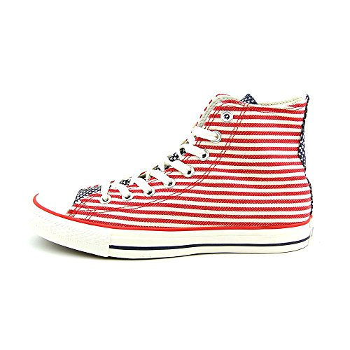 Converse Salut Chuck Taylor All Star Flag Sneaker Red/White
