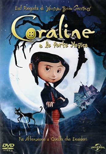 Coraline e la porta magica(slim case) [IT Import]