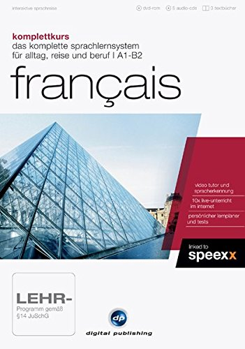 Interaktive Sprachreise: Komplettkurs Français